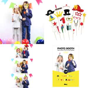 DOIY Photo Booth Foto Accessoires Kids @ fonQ