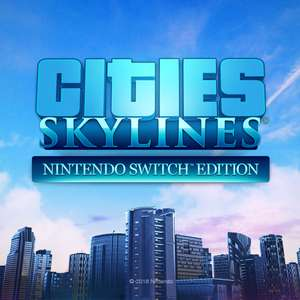 Cities Skylines Nintendo Switch Edition (eShop download)