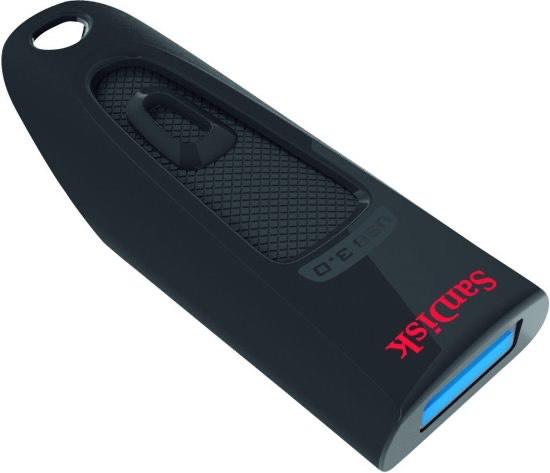 SanDisk ultra USB 3.0 128GB voor €14,99