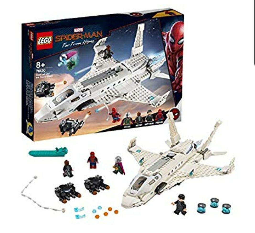 Lego starkjet drone aanval (76130)