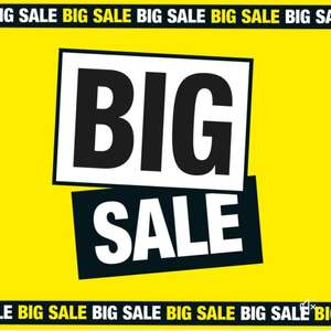 Big sale bij big bazaar (50%)