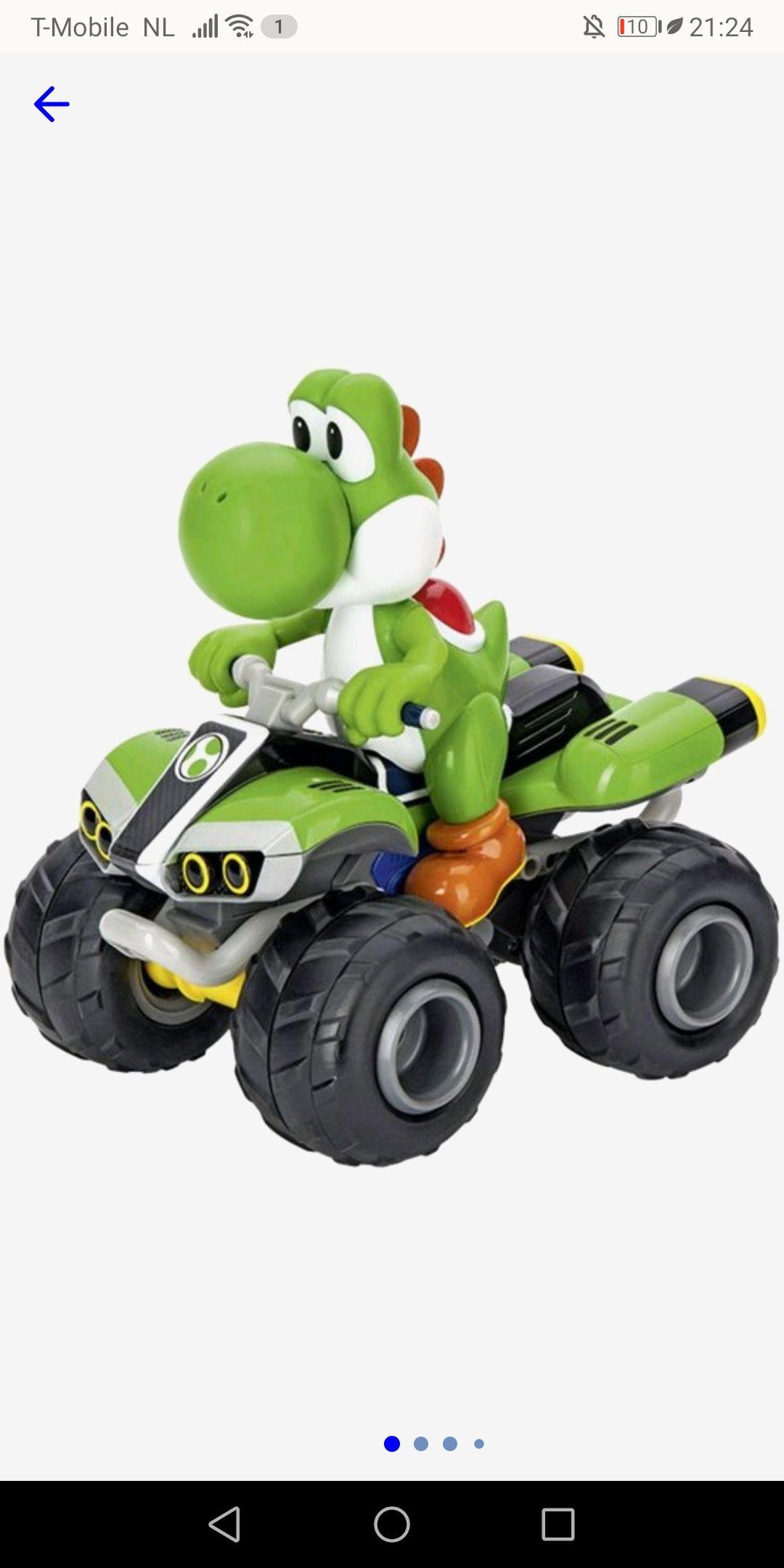 Carrera RC Mario Kart Yoshi