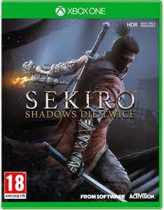 Sekiro: Shadows Die Twice - Video Game - Xbox One