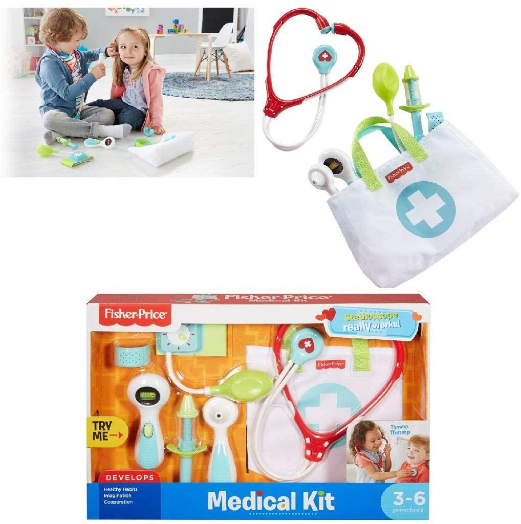 Fisher Price doktersset speelgoed à €9,99 bij amazon.nl