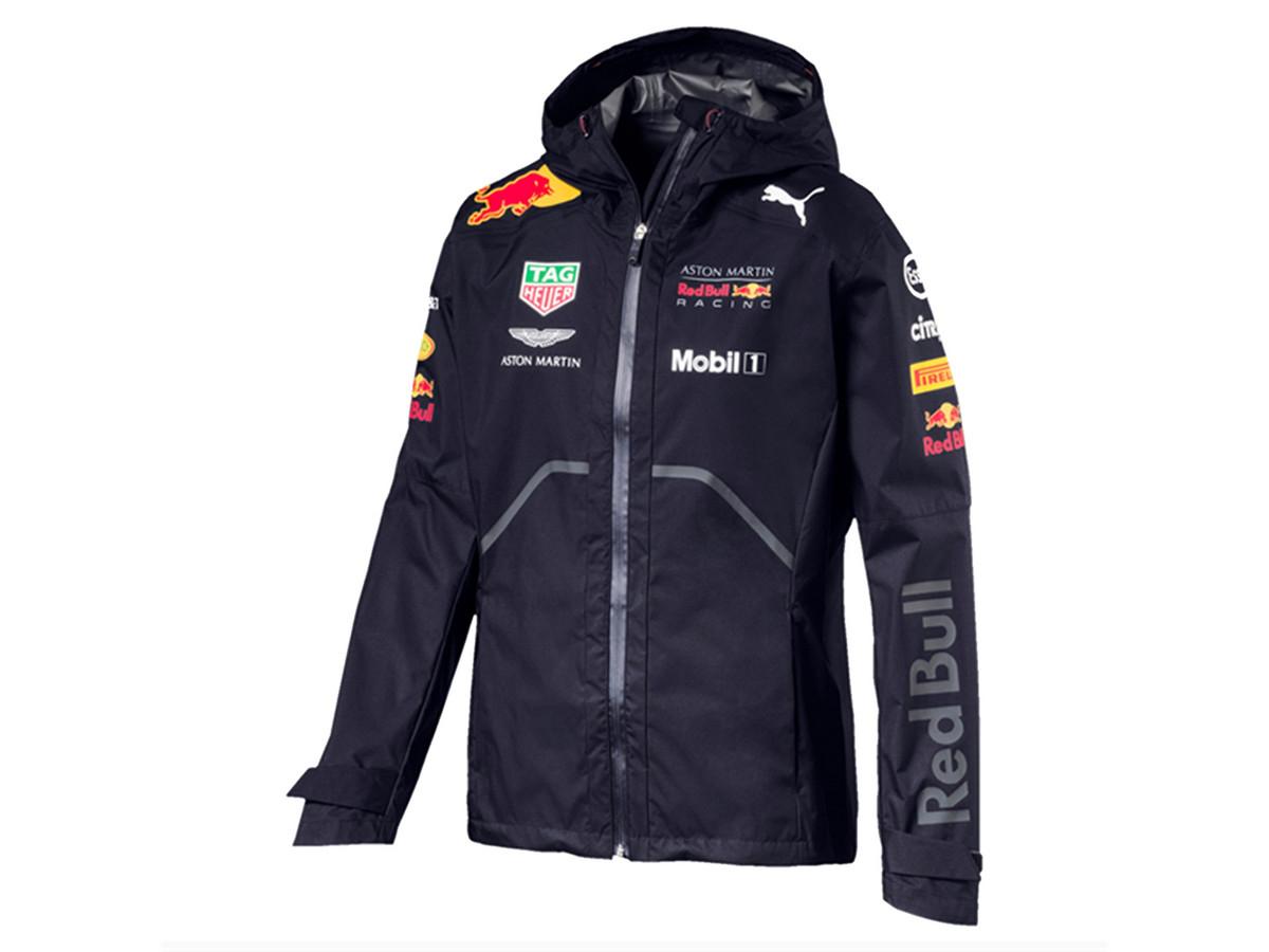 [Dagdeal] Red Bull Racing Team F1 Regenjas (seizoen 2018) voor €59,95 @ IBOOD