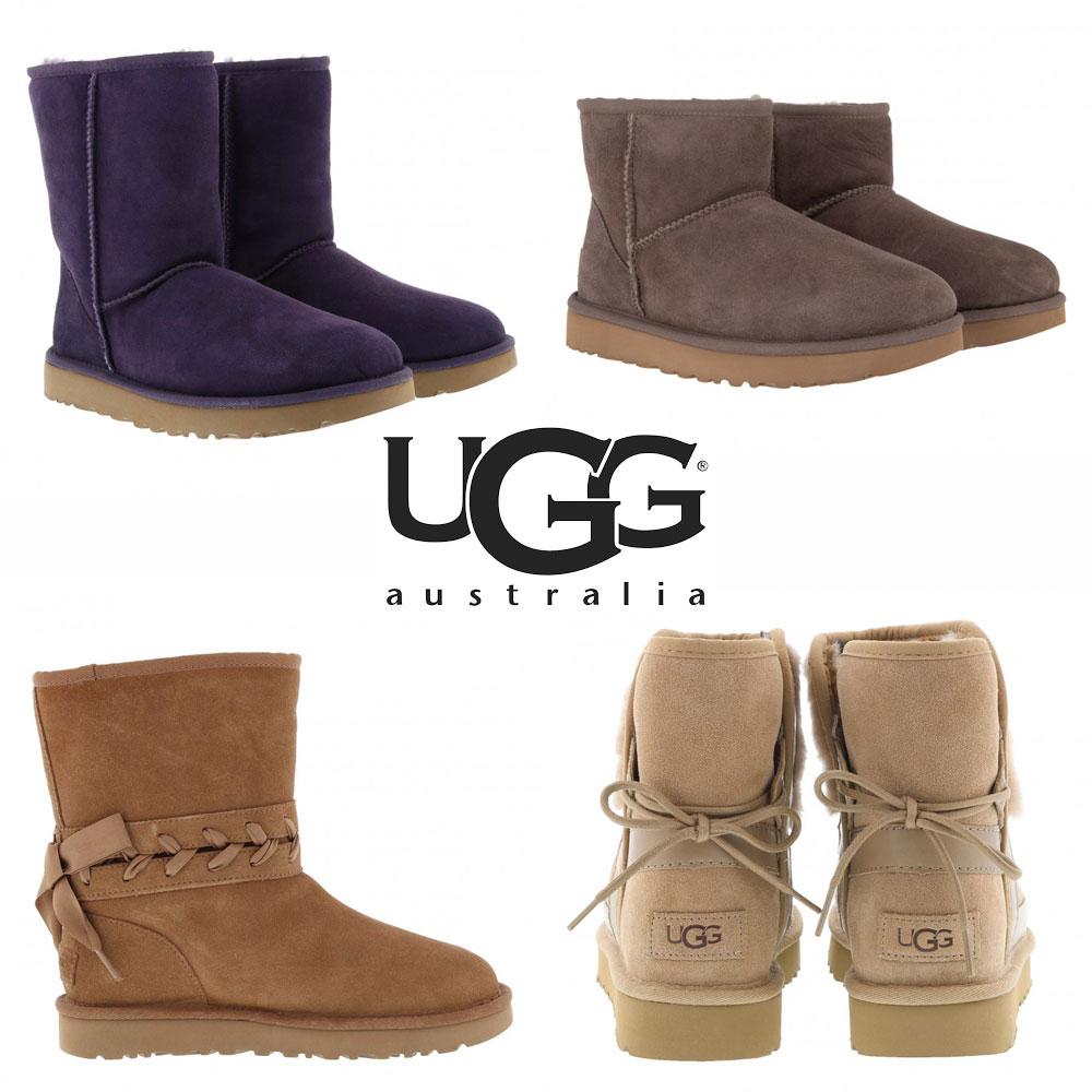 UGGS tot -61% + 10% extra (al va €73,35) @ Fashionette