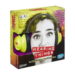 Hasbro Hearing Things Alternate Partyspel voor €7,99 @ Trekpleister