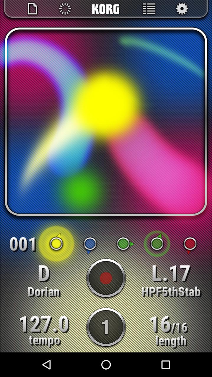 KORG Kaossilator gratis op Google Play