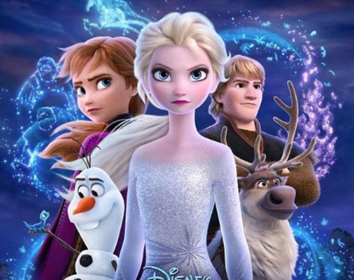 Kijk Frozen 2 vanaf NU @ Disney+