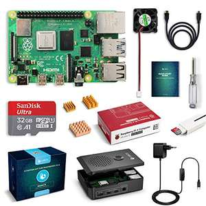Raspberry Pi 4 Model B 2 GB kit