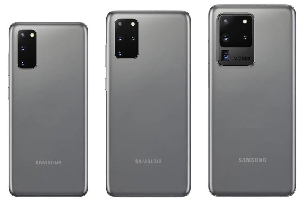 Galaxy Galaxy S20/S20+/S20 Ultra icm maandelijks opzegbaar abonnement Tele2 9-14% goedkoper