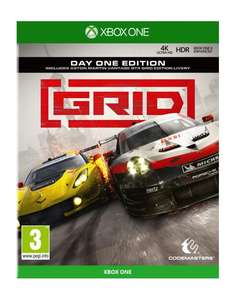 Grid (Day 1 Edition) - Xbox One @ Coolshop