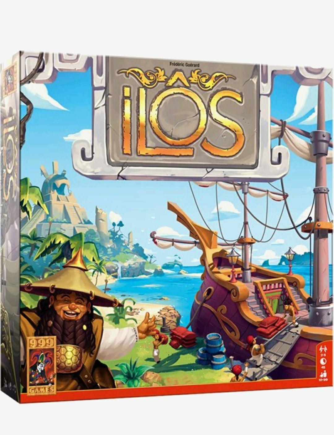 Ilos Bordspel 999 games