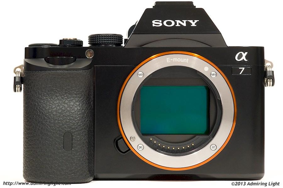 Sony A7 full frame camera voor een spotprijs