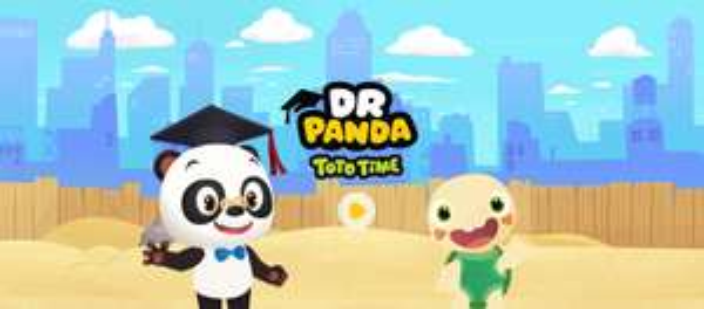 Dr Panda 5 apps gratis op Google play en Appstore (iOS)