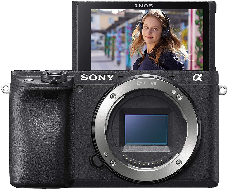 Sony A6400 voor 830 op Amazon.es