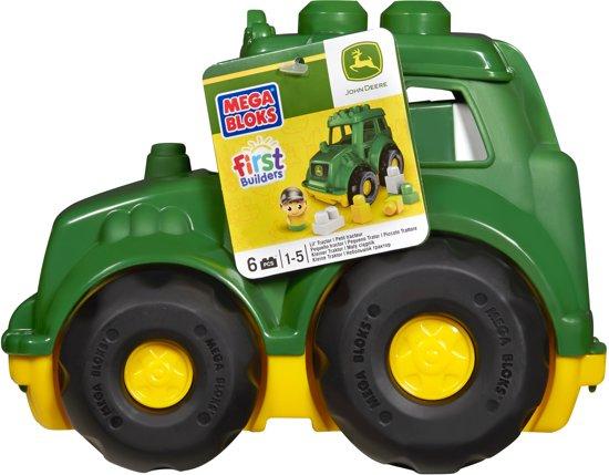 Megabloks First Builders John Deere Tractor speelgoed voor €5,99 @ Trekpleister
