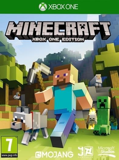 Minecraft Xbox One - €14,99 @ Media Markt