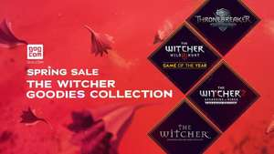 The Witcher Goodies Collection For Free