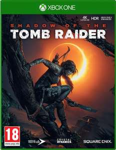 Shadow Of The Tomb Raider (Xbox One) @amazon.nl