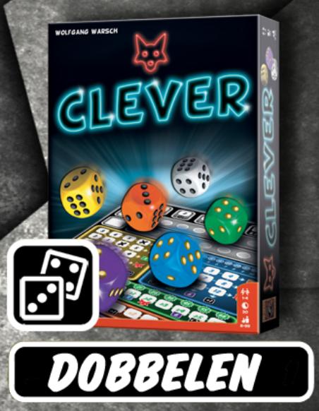 Online gratis solo clever roll & write dobbelspel spelen @ 999games