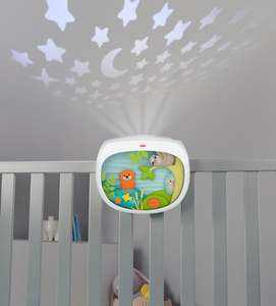 Fisher-Price Baby Projector Settle & Sleep voor €24,99 @ bol.com