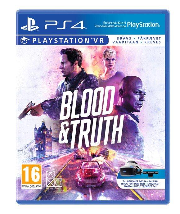 Blood & Truth (PSVR)