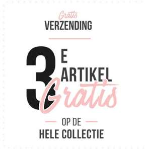 3e Item GRATIS + gratis verzending @ Hunkemöller