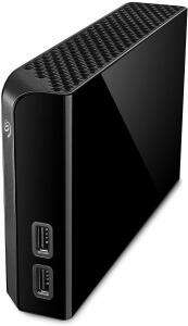 Seagate 6 TB Backup Plus Hub USB 3.0 EX. HD + 2 maanden Gratis Adobe Creative Creative Cloud Fotografielidmaatschap @Amazon.co.uk