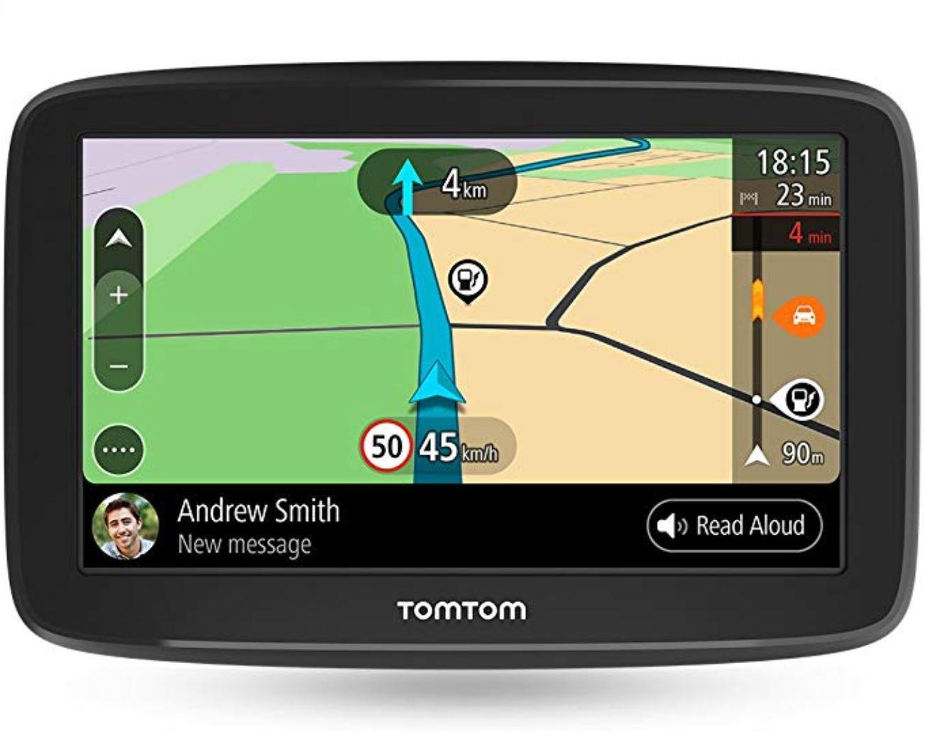 TomTom GO Basic autonavigatie (6 inch)