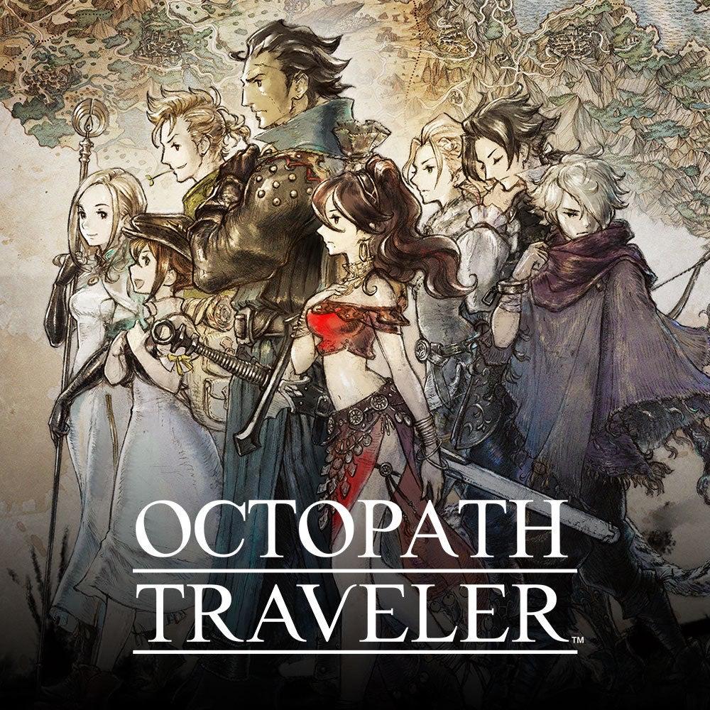 Octopath Traveler - Nintendo Switch - Digitale versie
