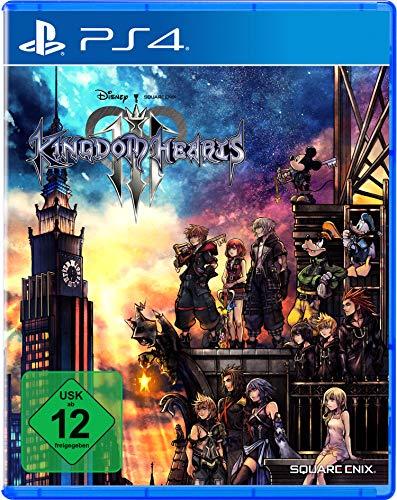 Kingdom hearts 3 @amazon.de