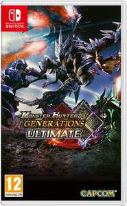 Monster Hunter Generations Ultimate (Switch/eshop)