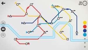 Mini Metro gratis! (iOS game)