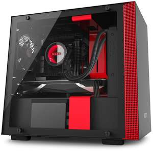 NZXT H200i - Minitowermodel voor €60,18 @ Azerty.nl