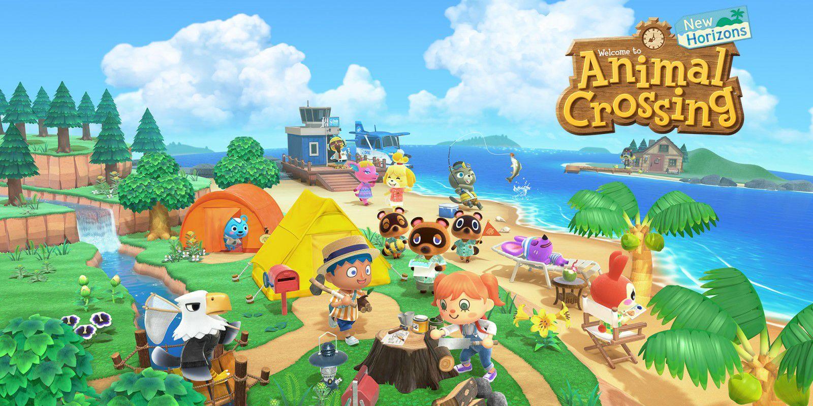 Animal Crossing New Horizons Nintendo Switch *digitaal*