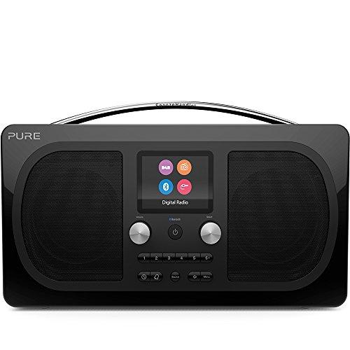Pure Evoke H6 Prestige Edition draagbare DAB+, FM en Bluetooth stereo radio