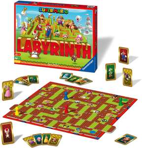 Super Mario Labyrinth Betoverde Doolhof Ravensburger Bordspel €19,57 @ amazon.nl