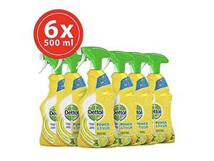Dettol 6X500ml @amazon.nl OP=OP