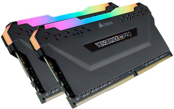 Corsair Vengeance 16GB 3200MHz RGB DDR4