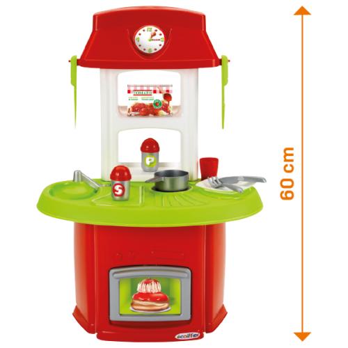 Ecoiffier 100% Chef Speelgoed Keuken voor €7,95 @ Action
