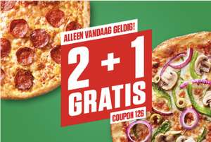 3e pizza gratis New York pizza
