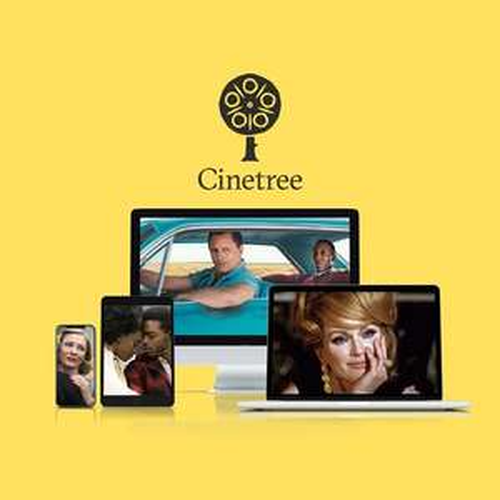 Drie maanden Cinetree voor €10 + €14 Eurosparen-euro's