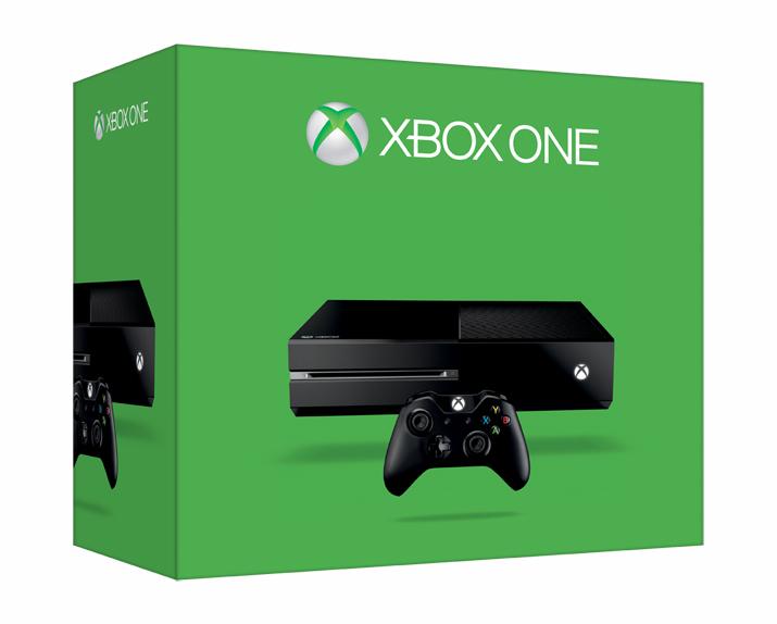 Xbox One Console 500GB voor €298 @ Nedgame