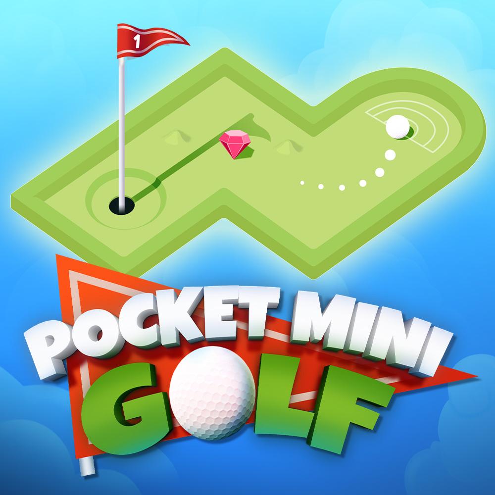 Pocket Mini Golf (Switch) gratis als je eigenaar bent van Space Pioneer of Sheep Patrol
