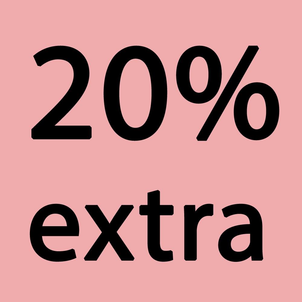 Met code 20% EXTRA korting (va €100) @ Maison Lab