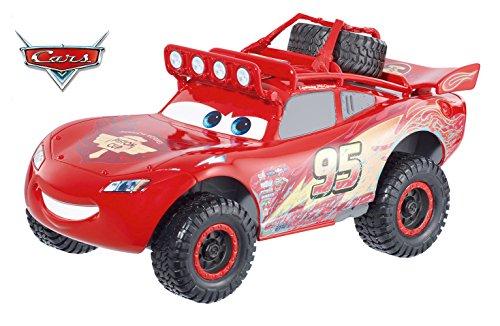 Cars Offroad McQueen speelgoedauto voor €13,60 @ Amazon.de