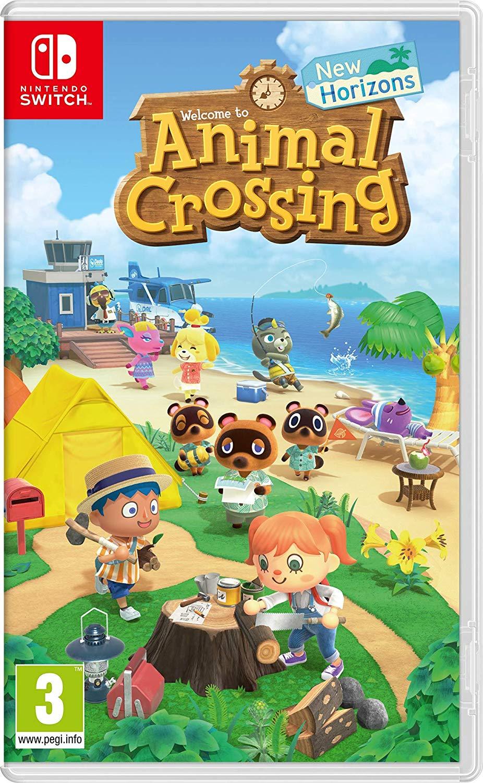 Animal Crossing New Horizons Switch - fysiek exemplaar | (Doostaal Frans)