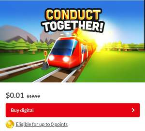 Conduct Together Nintendo Switch @eShop