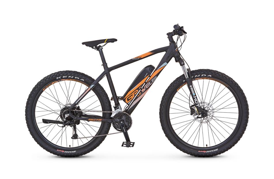 Elektrische Mountainbike 27,5 Inch